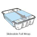 Slideable Full Wrap