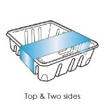 Top & Two Sides
