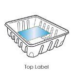 Top Label