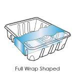 Full Wrap Shaped